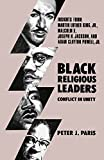img - for Black Religious Leaders: Conflict in Unity book / textbook / text book