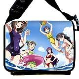 Bestfyou® Anime Style School Bag/Shoulder Bag With Removable Cover
