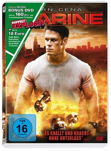 The Marine (+ Bonus DVD TV-Serien)