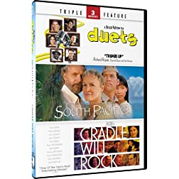 Duets & The Cradle Will Rock + South Pacific - TF