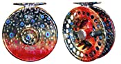 Amazon.com: Madison IIa Fly Reel ::: Bern Sundell's Brookie Skin Design: Sports & Outdoors