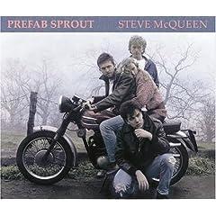 Prefab Sprout, Steve Mcqueen, cd sleeve