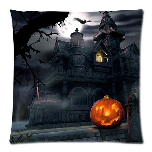 Honey Cushion Cover Halloween Pillow Case