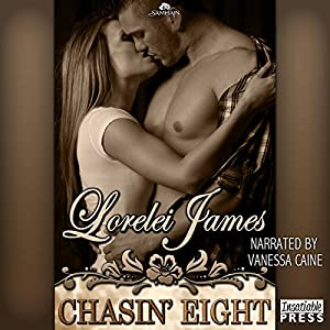 Chasin' Eight: Rough Riders, Book 11 | [Lorelei James]
