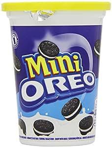 Oreo Original Minis, Kekse, 4-er Pack (4 x 115 g)