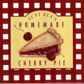 Cherry Pie by Stephanie Marrott Art Print, Size 8 x 8 inches by Great Art Now [並行輸入品]