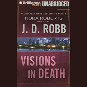 Visions in Death Audiobook