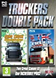 Truckers Double Pack - Euro Truck and UK Truck Simulator (PC CD)