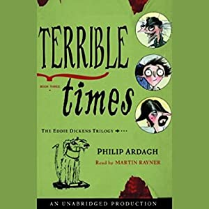 Terrible Times Audiobook