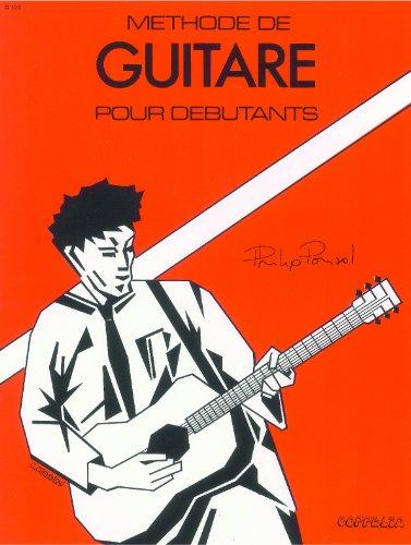 Partition: Methode de guitare pour debutants
