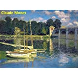 660 Color Paintings of Claude Monet (Part 1) - French Impressionist Painter (November 14, 1840 - December 5, 1926)