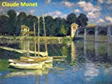 img - for 660 Color Paintings of Claude Monet (Part 1) - French Impressionist Painter (November 14, 1840 - December 5, 1926) book / textbook / text book