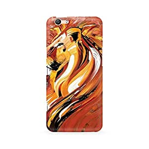 Ebby Sher Khan Premium Printed Case For Oppo F1S