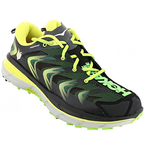 Hoka One One Speedgoat Bright Green Black 44.5