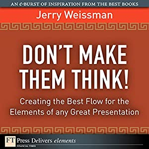 Don't Make Them Think! Audiobook