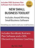 img - for NEW SMALL BUSINESS TOOLKIT book / textbook / text book