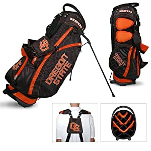 Oregon State Beavers NCAA Stand Bag - 14 way (Fairway) - TGO-27428 by Team Golf