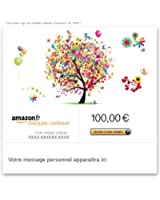 Chèque-cadeau Amazon.fr à envoyer par e-mail