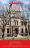 img - for Brown University (Campus Guides) book / textbook / text book