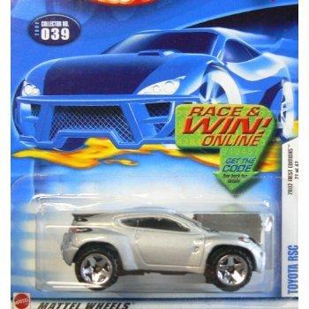 Hot WheelsHot Wheels 2002-039 Toyota Rsc 27 of 42 First Edition 1:64 Scale おもちゃ [並行輸入品]