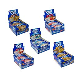 Kellogg\'s Pop-Tarts Display Pack Assortment, 21.75 Ounce (Pack of 72)