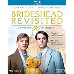 Brideshead Revisited: 30th Anniversary Edition [Blu-ray]