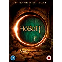 The Hobbit Trilogy [DVD] [2015]
