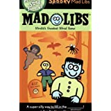 Spooky Mad Libs – $4.49!