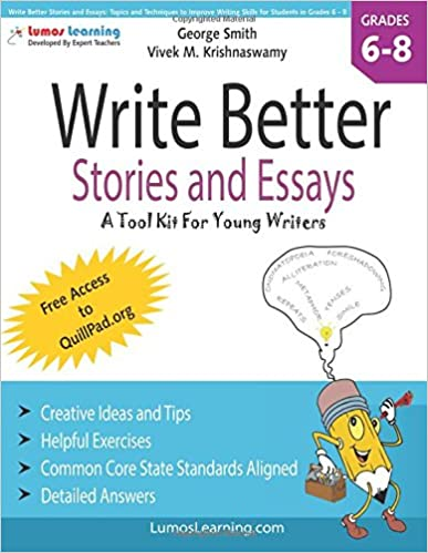 Learn about writing