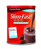 Slim Fast Chocolate Royale Shake Mix Powder, 31.18 oz