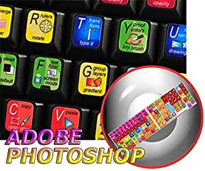 Adobe photoshop keyboard stickers