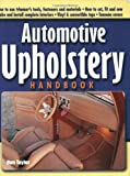 Automotive Upholstery Handbook - 1931128006