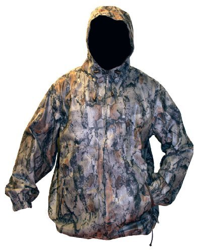 Natural Gear 171-Nat Rainsuit Nat Camo Lg