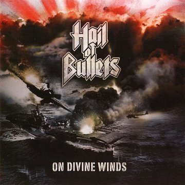 On Divine Winds by Hail Of Bullets (2010) Audio CD