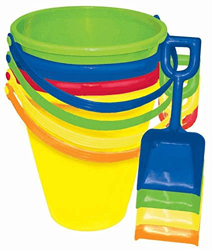 Large Pail w/ Shovel - 1