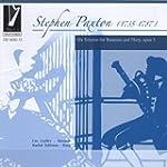 Sonates Pour Basson Et Harpe