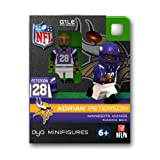 NFL Minnesota Vikings Adrian Peterson Figurine at Amazon.com