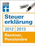 Steuererklrung 2012/2013 - Rentner, Pensionre