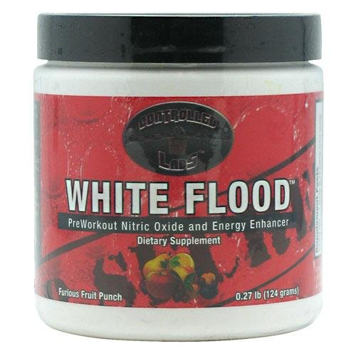 Controlled Labs White Flood, Furious Fruit Punch, .30 lbs (135 grams)