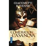 Conjuration Casanovapar Eric Giacometti
