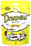 Dreamies Cat Treats Cheese 60g (Pack...