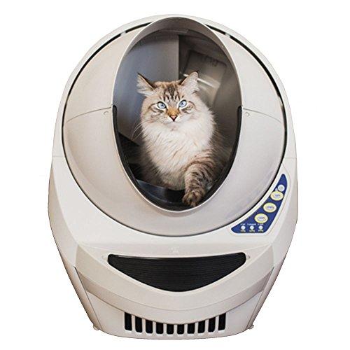Litter Box Litter-Robot III Open Air Automatic Self-Cleaning