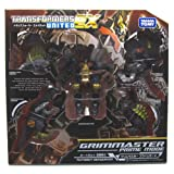 Grimmaster Prime Mode EX-04 Transformers United EX Takara Tomy Action Figures