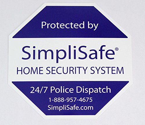 Buy Cheap Yard Sign for SimpliSafe Home Security System