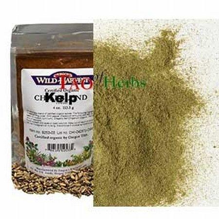 Oregon'S Wild Harvest - Kelp Thallus, Organic - 4 Oz.