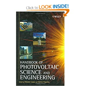Handbook of Photovoltaic Science and Engineering - Antonio Luque 