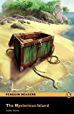 Penguin Readers: Level 2 THE MYSTERIOUS ISLAND (Penguin Active Readers, Level 2)