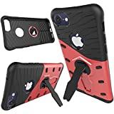 IPhone 7 Case Asstar Stand Function Hybrid Dual Layer Heavy Duty Shockproof Armor Defender Protective Case With...