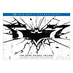 The Dark Knight Trilogy: Ultimate Collector's Edition [Blu-ray]