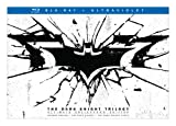 The Dark Knight Trilogy: Ultimate Collectors Edition (Batman Begins / The Dark Knight / The Dark Knight Rises) [Blu-ray]